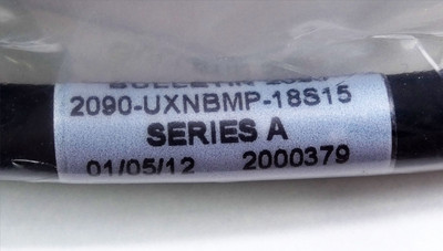 Allen-Bradley CAT 2090-UXNBMP-18S15 Ser. A Motor Brake Cable -unused/OVP- – Bild 3