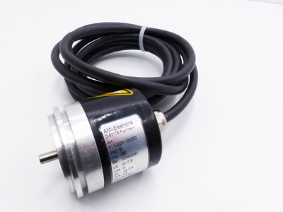 AMI Elektronik 41100281-00250 Drehimpulsgeber 5V Imp. 250 -used- – Bild 1