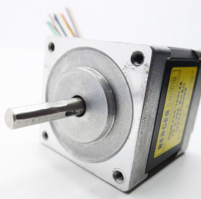 Berger Lahr RDM545/100LTA Schrittmotor -used- – Bild 4