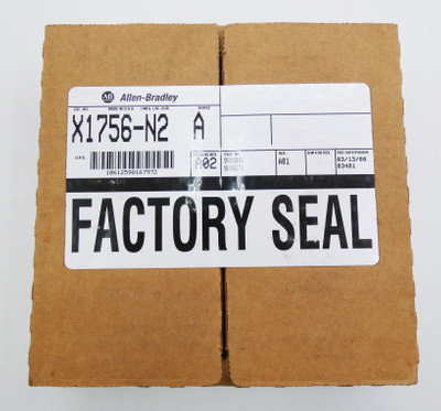 Allen-Bradley X1756-N2 Series A Rev. A01 -sealed- – Bild 2