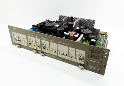 Siemens 6ES5955-3LC14 E-Stand: 12 + 6ES5956-0AA12 E-Stand: D Power Supply -used- – Bild 1