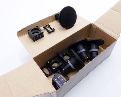 4x Siemens 3SB3 000-1QA11 E-Stand: 03 Pilzdrucktaster -unused/OVP- – Bild 1