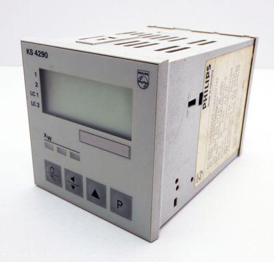 Philips KS 4290 Typ: 9404 429 07111 Industrieregler 230V -used- – Bild 1