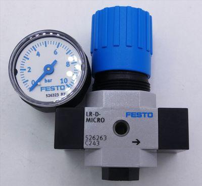 Festo LR-1/8-D-7-MICRO 526263 Druckregelventil -unused/OVP- – Bild 3