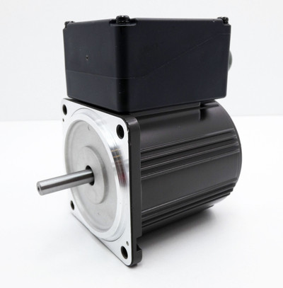 Panasonic M81X25SK4GGA 25W 230V 0,28/0,23A 1250/1575 rpm Induction Motor -unused – Bild 1