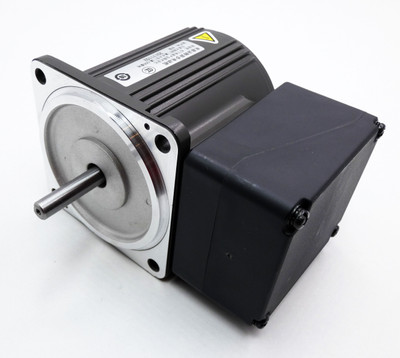 Panasonic M81X25SK4GGA 25W 230V 0,28/0,23A 1250/1575 rpm Induction Motor -unused – Bild 6