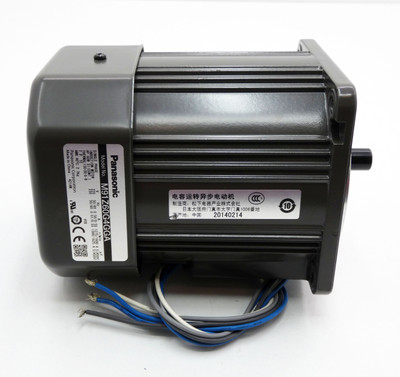 Panasonic M91Z60G4GGA 60W 230V 0,61/0,55A 1300/1625 rpm Induction Motor -unused- – Bild 6