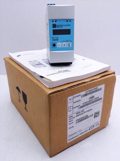 Endress+Hauser RMA 422 RMA422-B11A22A FW: 1.12 Prozess Transmitter -unused/OVP-  – Bild 1