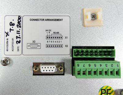 ABB Genera AOS 2 24 VDC 20 VA Advanced Operator Panel -used- – Bild 4
