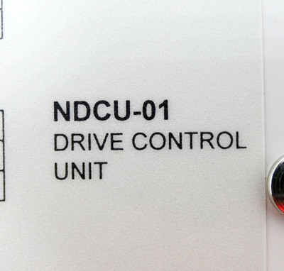 ABB NDCU-01 Drive Control Unit + NIOC-01 + NAMC-03 Software Group: C -used- – Bild 3