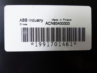 ABB ACS600 ACN63400303 61316507 Drives 47A -used-  – Bild 3