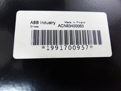ABB ACS600 ACN63400063 61316442 Drives 11A -used- – Bild 3