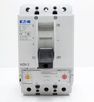 Eaton Moeller NZM 2 NZM N2-A200 200A 690VAC Leistungsschalter -unused- – Bild 2