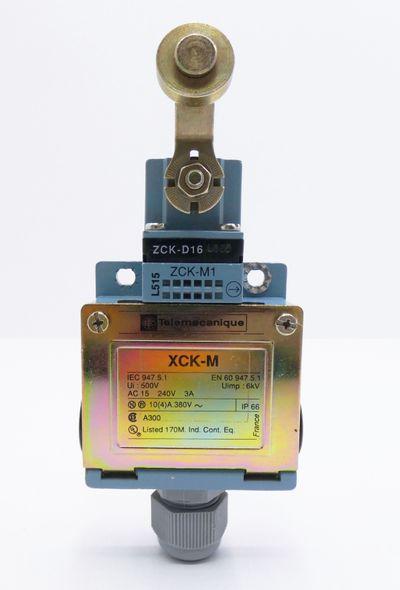 Telemecanique XCK-M ZCK-M1 Endschalter  -used- – Bild 2
