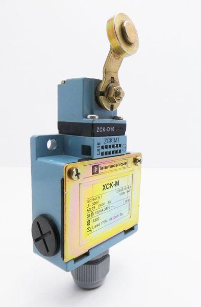 Telemecanique XCK-M ZCK-M1 Endschalter  -used- – Bild 1