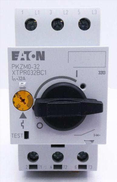 Eaton PKZM0-32 XTPR032BC1 Motorschutzschalter -used- – Bild 3