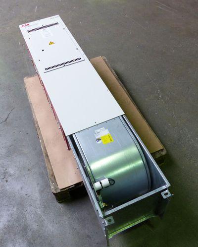 ABB ACN684-1405-50 Umrichter 3Ph. 500VAC I1=1615A I2=1980A + Lüfter -used-   – Bild 1