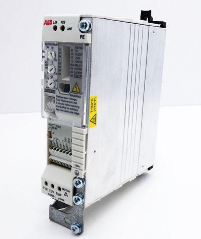 ABB ACS55-01E-02A2-2 0,37 kW 1/2 HP Frequenzumrichter -used- – Bild 1