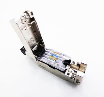 5x Siemens 6GK1901-1BB10-2AA0  Ethernet Steckverbinder  -used- – Bild 4