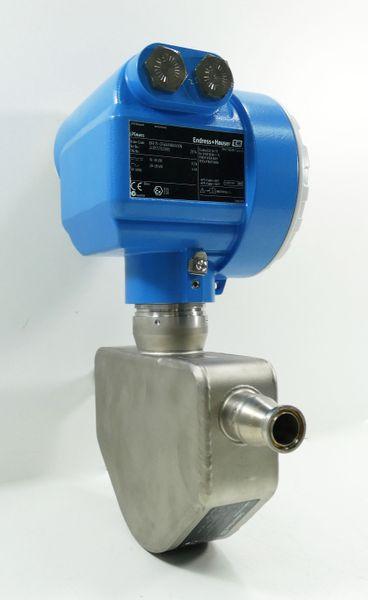 Endress+Hauser LPGmass PROMASS E 8FE15-CFWAAABAA10N Durchfluss-Messgerät -unused – Bild 4