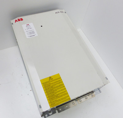 ABB ACS600 ACN63401853 61370421 Drives 259A -used-  – Bild 1
