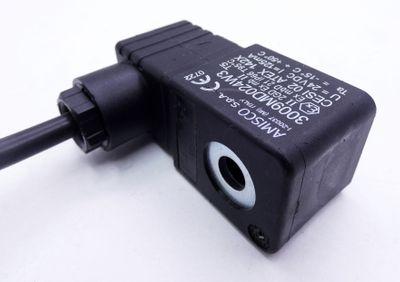 Amisco 3009MD024W3 U=24VDC I=125mA Magnetventil Solenoid Valve -unused- – Bild 4