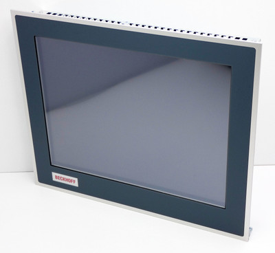 "Beckhoff CP6902-0001-0000 15"" ELO Accutouch 24V DC Touch Panel -used- – Bild 1"