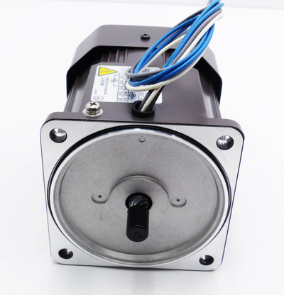 Panasonic M9MZ60G4YGA Induction Motor 200/230V 50/60Hz 1350/1675rpm -unused- – Bild 3