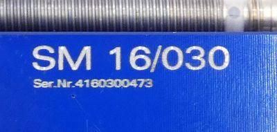 Afag SM 16/030 Linearmodul + GZQ 12 + 2x Bernstein KIB-Q08PS/1,5-KLSM8 -used- – Bild 2