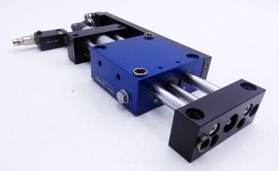Afag SM 16/060 Linearmodul + Bernstein KIB-Q08PS/1,5-KLSM8 Sensor -used- – Bild 6