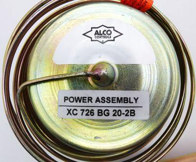Alco Controls XC 726 BG 20-2B Power Assembly Thermoventil -unused- – Bild 3