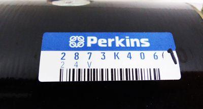 Perkins 2873K406 Anlasser 24V -unused/OVP-  – Bild 2