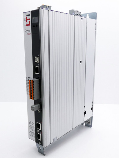 LTI Servo one SO84.006.0030.0000.2 Software: V 4.1502 6,0A Servo Drive -used- – Bild 1