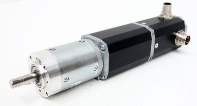 Dunkermotoren BGE44CI Servomotor + PLG42S Getriebe i=50:1 -used- – Bild 1