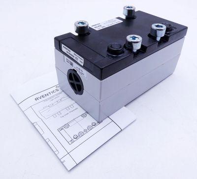 Aventics 5813130000 V581-5/2SR-I3-AIR-AA-X-T0 5/2-Wegeventil -unused- – Bild 1