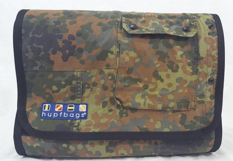 hupfbags® Modell Florian L, Military,  Überrasch mich!