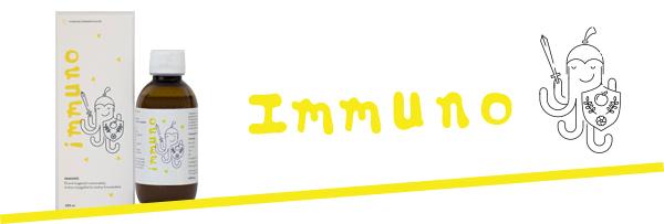 Immuno Sirup für Kinder