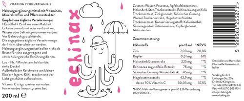 Echinax - Sirup für Kinder