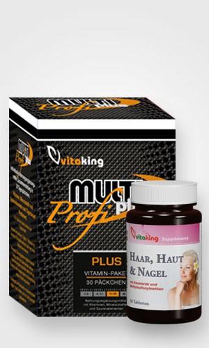 Frauen Vitamin Paket