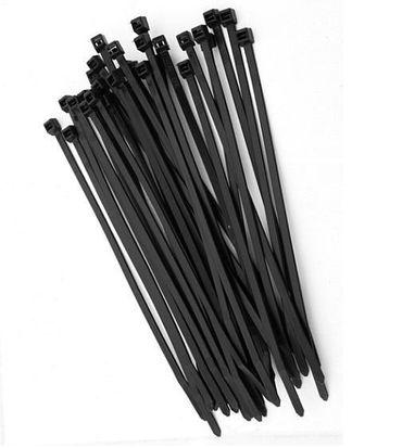 Kabelbinder 200 x 2,5 Farbe schwarz VE 500