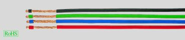 LifY 2,5 mm² Einzelader feinstdrähtig höchst flexibel 100m hochflexibel farben