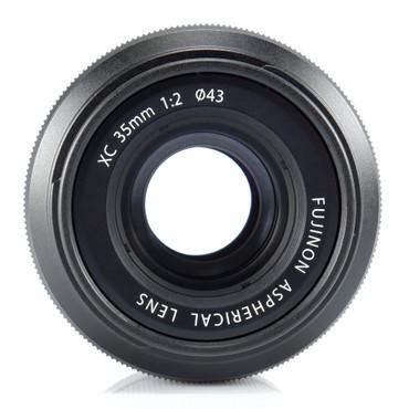 Fujifilm Fujinon XC 35mm F2,0 R schwarz