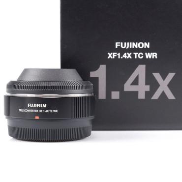Fujifilm Fujinon Telekonverter XF 1,4X TC WR absolut neuwertiger Zustand Gelegenheit