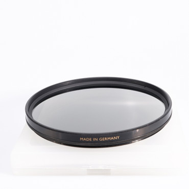B+W 105 mm TOP Polfilter linear F-Pro guter Zustand  Gelegenheit