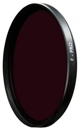 B+W Infrarotfilter 092 dunkelrot tief (695) 40,5 mm  F-Pro Digital
