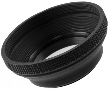 B+W Standardblende Nr. 900,  Gummi für 49,0 mm Objektivgewinde