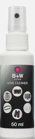 B+W Lens Cleaner II Reinigungsspray, 50 ml Pumpspray für Objektive und Filter