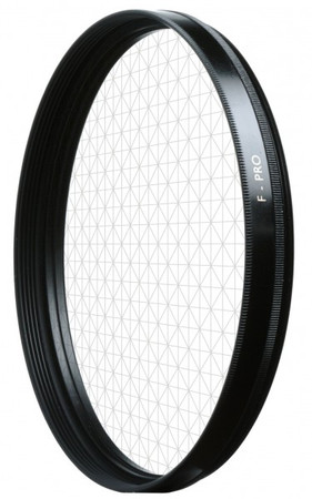 B+W Sterngitter 8-strahlig  62,0 mm  F-Pro Digital