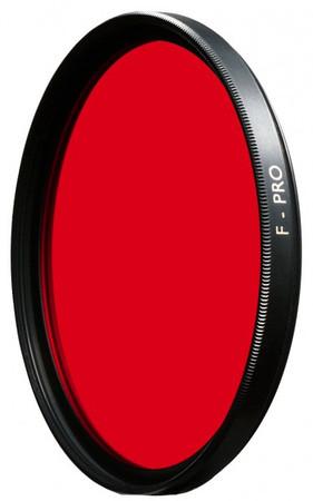 B+W 090 rot hell 5x 590  MRC vergütet  122,0 mm  F-Pro Digital