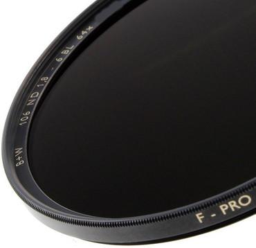 B+W Graufilter 106  ND 1,8  64x  82,0 mm  F-Pro Digital +6 Blenden Einschicht vergütet